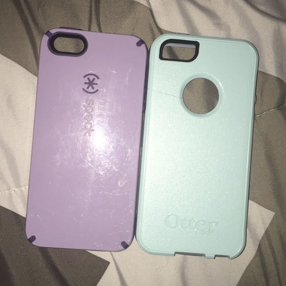 promo code 5d72e e5eae Speck and Otterbox iPhone 5s cases